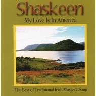 SHASKEEN - MY LOVE IS IN AMERICIA (CD)