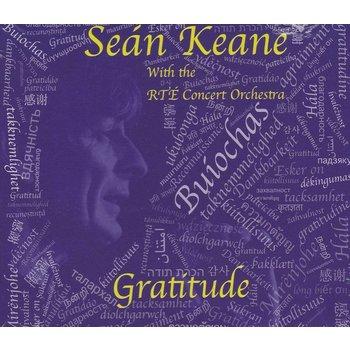 SEÁN KEANE - GRATITUDE (CD)