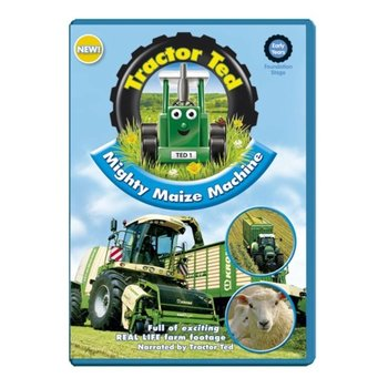 TRACTOR TED - MIGHTY MAIZE MACHINE (DVD)
