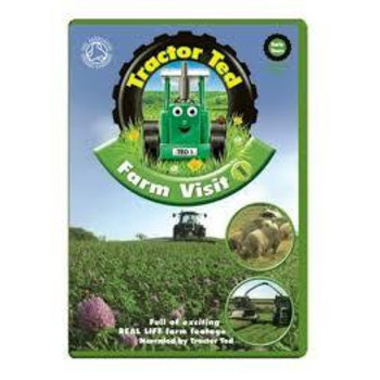 TRACTOR TED - FARM VISIT 1 (DVD)