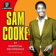 SAM COOKE - 60 ESSENTIAL RECORDINGS (3 CD Set)