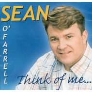 SEAN O'FARRELL - THINK OF ME (CD)