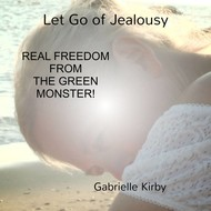 GABRIELLE KIRBY - LET GO OF JEALOUSY (CD)