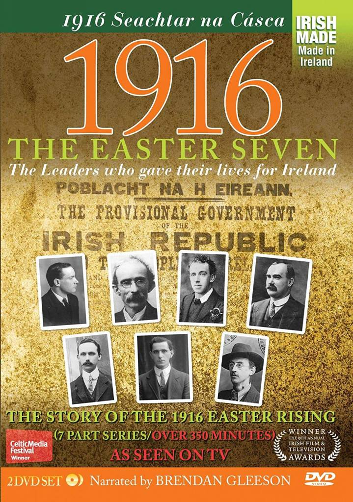 1916 The Easter Seven DVD - CDWorld ie