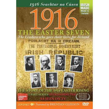 1916 THE EASTER SEVEN (DVD)