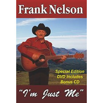 FRANK NELSON - I'M JUST ME (DVD)