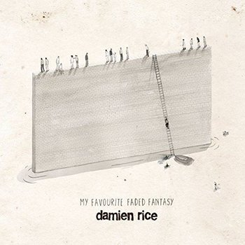 DAMIEN RICE  - MY FAVOURITE FADED FANTASY (CD)