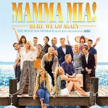 MAMMA MIA HERE WE GO AGAIN OST (CD)