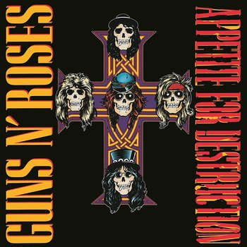 GUNS'N''ROSES - APPETITE FOR DESTRUCTION DELUXE EDITION (Vinyl LP)