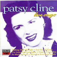 PATSY  CLINE - LOVE SONGS CD