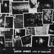 GAVIN JAMES - LIVE AT WHELANS (CD)