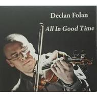 DECLAN FOLAN - ALL IN GOOD TIME (CD)