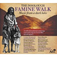 THE DOOLOUGH FAMINE WALK - VARIOUS ARTISTS (CD)