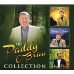 PADDY O'BRIEN - THE PADDY O'BRIEN COLLECTION (3 CD SET).