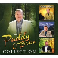 PADDY O'BRIEN - THE PADDY O'BRIEN COLLECTION (3 CD SET)