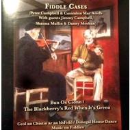 PETER CAMPBELL & CAOIMHÍN MAC AOIDH - FIDDLE CASES (CD)