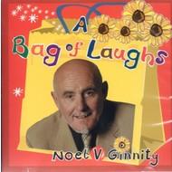 NOEL V GINNITY - A BAG OF LAUGHS (CD)