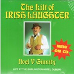 NOEL V GINNITY - THE LILT OF IRISH LAUGHTER (CD)...