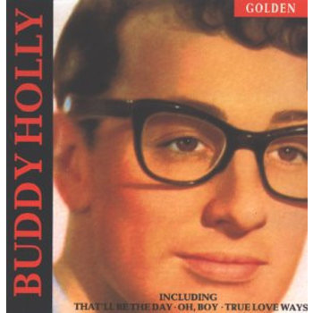 BUDDY HOLLY - GOLDEN GREATS (CD)