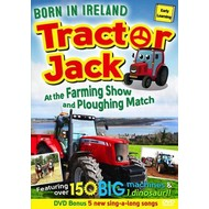 TRACTOR JACK AT THE FARMING SHOW AND PLOUGHING MATCH (DVD)