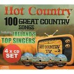 HOT COUNTRY 100 GREAT COUNTRY SONGS - VARIOUS ARTISTS (4 CD Set)...