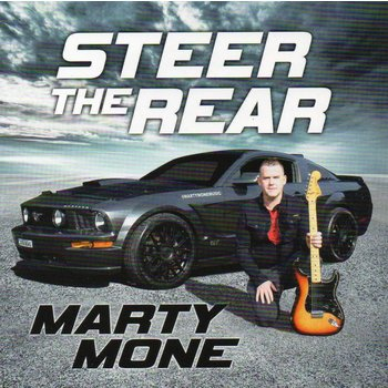 MARTY MONE - STEER THE REAR (CD)