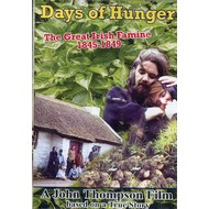 DAYS OF HUNGER THE GREAT IRISH FAMINE 1845-1849 (DVD)