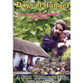 DAYS OF HUNGER THE GREAT IRISH FAMINE 1845-1849 (DVD)