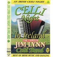 JIM LYNN - CEILI NIGHT IN IRELAND (DVD)