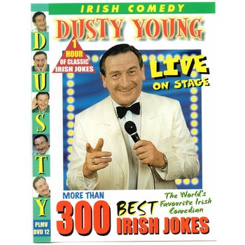 DUSTY YOUNG - LIVE ON STAGE (DVD)