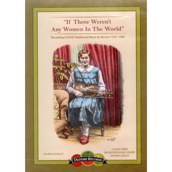 IF THERE WEREN'T ANY WOMEN IN THE WORLD - VARIOUS ARTISTS (CD)