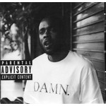 KENDRICK LEMAR - DAMN (CD)