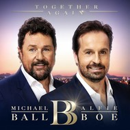 MICHAEL BALL & ALFIE BOE - TOGETHER AGAIN (CD)