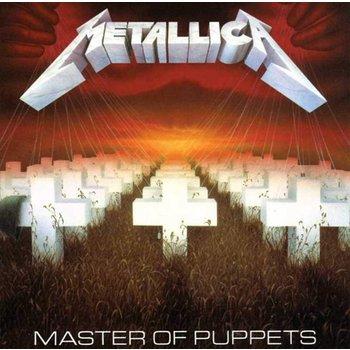 METALLICA - MASTER OF PUPPETS (CD)