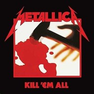 METALLICA - KILL 'EM ALL (CD).