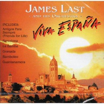JAMES LAST - VIVA ESPANA (CD)