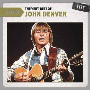 JOHN DENVER - THE VERY BEST OF JOHN DENVER LIVE (CD)