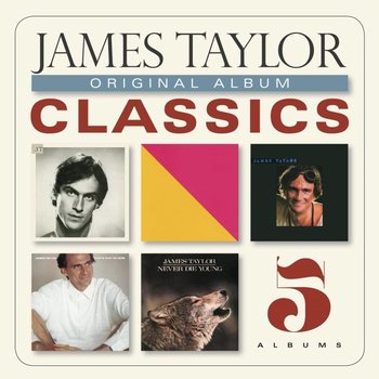 JAMES TAYLOR - ORIGINAL ALBUM CLASSICS (CD)