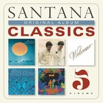 SANTANA - ORIGINAL ALBUM CLASSICS (CD)