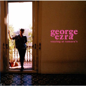 GEORGE EZRA - STAYING AT TAMARA'S (CD)