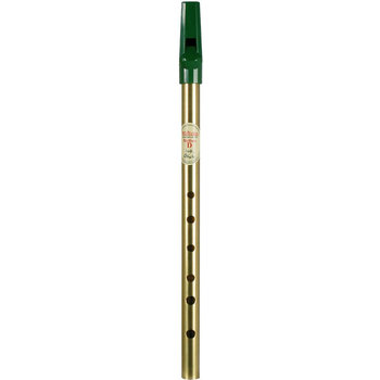 WALTONS - MELO BRASS  TIN WHISTLE (D)