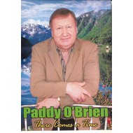 PADDY O'BRIEN - THERE COMES A TIME (DVD)