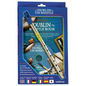 WALTONS - TIN WHISTLE T PACK