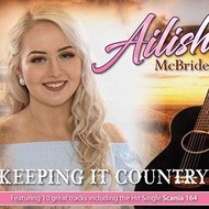 AILISH MCBRIDE - KEEPING IT COUNTRY (CD)...