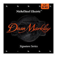 DEAN MARKLEY - ELECTRIC  NICKEL STEEL GUITAR STRINGS LT 9-42