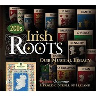 IRISH ROOTS, OUR MUSICAL LEGACY - VARIOUS ARTISTS (CD)...