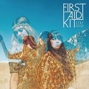 FIRST AID KIT - STAY GOLD (CD)
