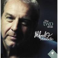 ALFREDO MALABELLO - THE TWO OF US (CD)...