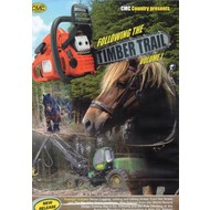 FOLLOWING THE TIMBER TRAIL  VOL. 1 (DVD)...