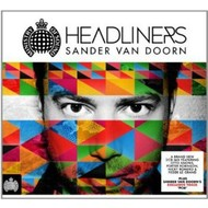 SANDER VAN DOORN - HEADLINERS (CD)...
